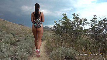 The undressed hike