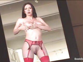 Fuck these large melons of rayveness