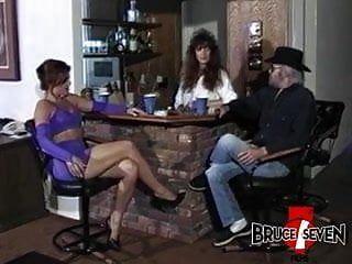 Bruce seven - krysti lynn sexy undress tease