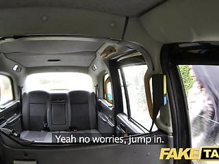 Fake taxi hot milf candi kayne pumped hard by randy john