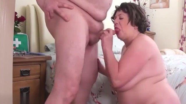 Ribald doctor copulates his bbw nasty nurse older str8 daddy