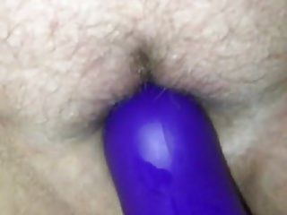 Milf orgasms when i play with her cookie milf rabbit vibe