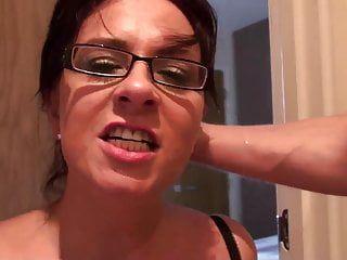 Porn virgin amber: str8 up her arse, no lube