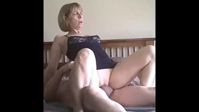 Slutty golden-haired aged fuck on our date