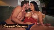 Sweetsinner - breasty milf reagan foxx acquires her vagina screwed by her sons most good ally lucas frost