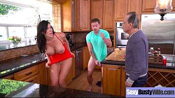 Hard intercorse tape with hawt breasty wife reagan foxx mov-21