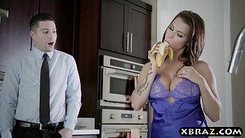 Dreamy breasty wife peta jensen cheats on her spouse