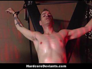 Sexy milf dana vespoli humiliates her queer pet and bonks him