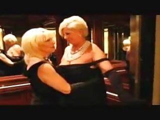 Lesbo act 16 2 stylish blond gilf
